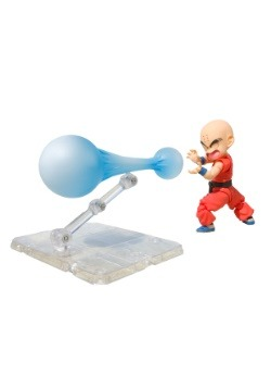Kid Krillin Dragon Ball SH Figurearts Action Figure Alt 2