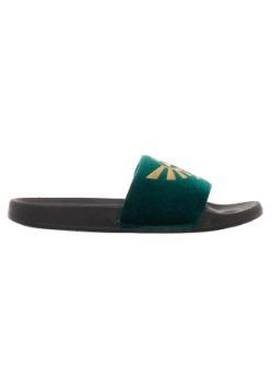 Adult Nintendo Sandals- Zelda Foil Velvet Slide 3