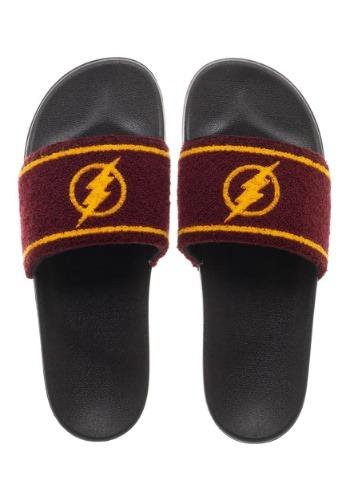 Retro Flash Adult Logo Slide Sandals