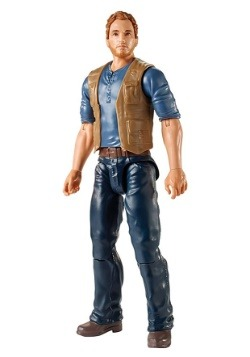 "Jurassic World Owen 12"" Action Figure"