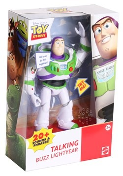 "Toy Story Talking Buzz Lightyear 7"" Figure"