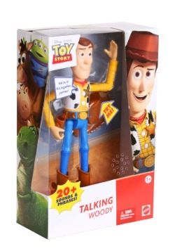 "Toy Story Talking Woody 7"" Figure"
