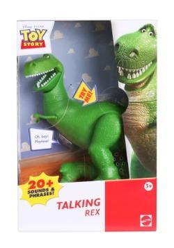 """Toy Story Talking Rex 7"""" Figure"""