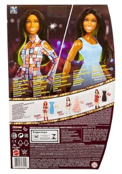 WWE Girls Naomi Fashion Doll alt5