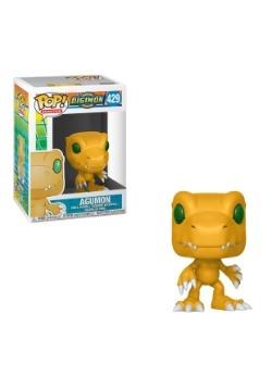 Pop! Animation: Digimon- Agumon