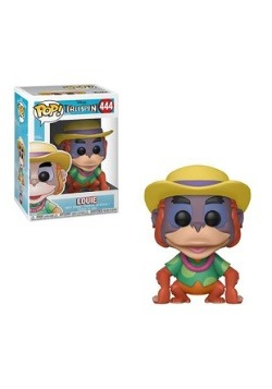 Pop! Disney:TaleSpin- Louie w/Chase