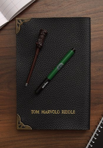 Harry Potter Tom Riddle's Diary Notebook and Invisible Wand