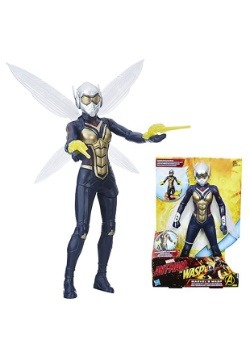 Ant-Man and the Wasp Marvel's Wasp with Wing FX 12