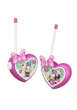 Minnie Mouse & Daisy Duck Mid Range Walkie Talkies