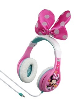 Minnie Mouse Kids Headphones