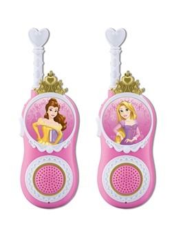 Disney Princess FRS Walkie Talkies