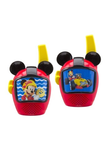 Disney Mickey Roadster Racers Mid Range Walkie Talkies