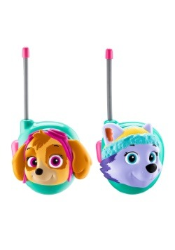 Paw Patrol Skye & Everest Mid Range Walkie Talkies