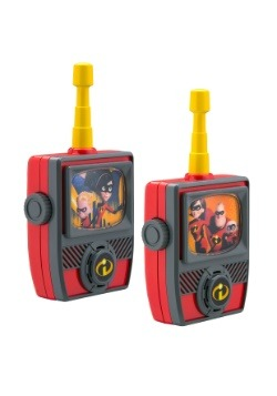 Mid Range Incredibles Walkie Talkies