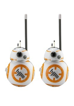 BB-8 Mid Range Walkie Talkies