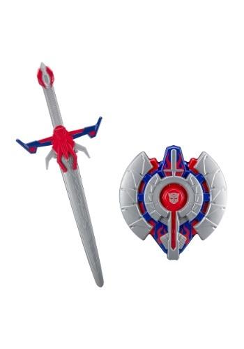 Optimus Prime Sword & Shield
