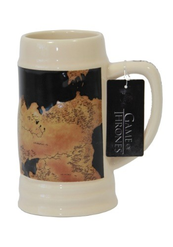 Game of Thrones Map Stein