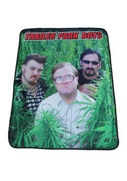 Trailer Park Boys Fleece Throw