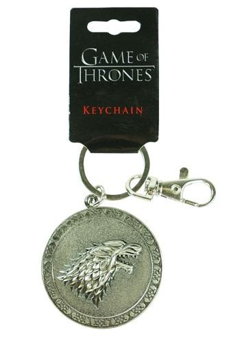 Game of Thrones Stark Sigil Keychain
