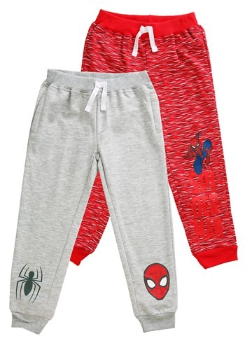 Boys Spider-Man 2-Pack Fleece Pants