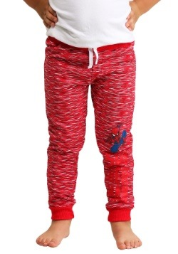 Toddler Boys Spider-Man Fleece Pants 2-Pack