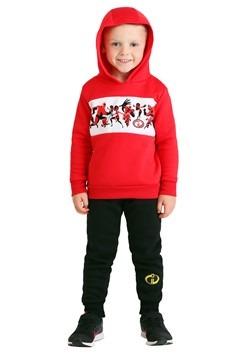 Toddler Boys Incredibles 2 Jogger 2PC Set -alt1