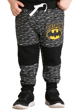 Toddler Boys Batman Fleece Pants 2-Pack