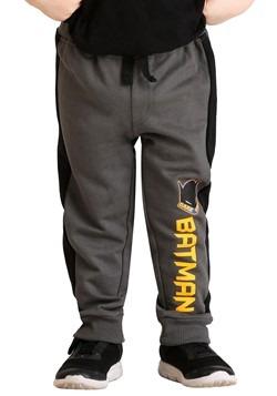 Toddler Boys Batman Fleece Pants 2-Pack Alt1