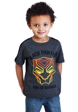 Black Panther King of Wakanda Toddler Boys T-Shirt