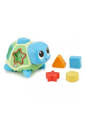Little Tikes Lil' Ocean Explorers Crawl 'n Pop! Turtle