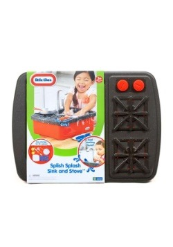 Little Tikes Role Play Splish Splash Sink & Stove