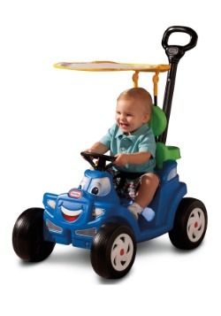 Little Tikes Cozy Coupe- Deluxe 2-in-1 Cozy Roadster