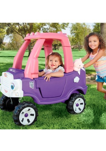 Little Tikes Cozy Coupe- Princess Cozy Truck