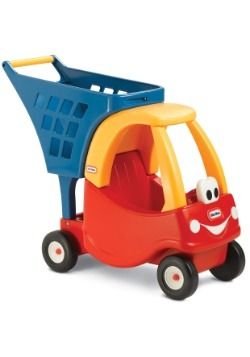 Little Tikes Role Play Cozy Coupe Shopping Cart
