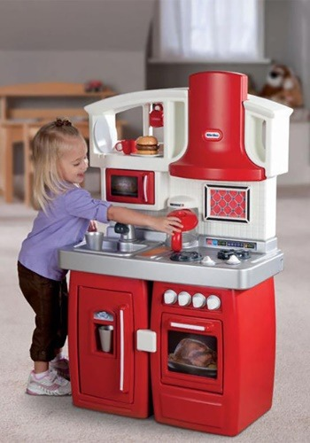 Little Tikes Role Play Cook 'n Grow Kitchen