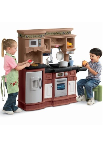 Little Tikes Role Play Gourmet Prep 'n Serve Kitchen