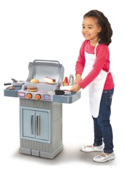 Little Tikes Role Play Cook 'n Grow BBQ Grill
