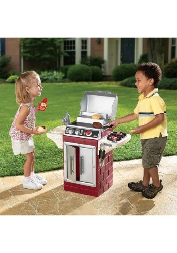 Little Tikes Role Play Backyard Barbeque Get Out