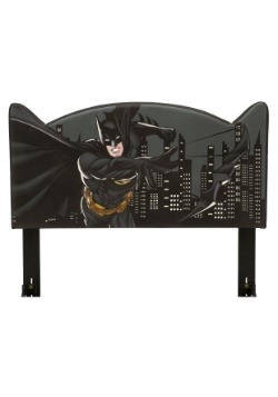 Batman Upholstered Twin Headboard