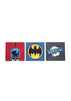 Batman 3 Piece Wall Art Set