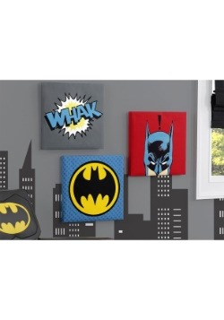 Batman 3 Piece Wall Art Set2