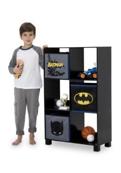 Batman 6 Cubby Storage Unit Alt1