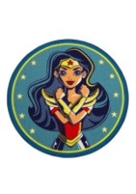 "DC Superhero Wonder Woman 48"" X 31.5"" Girls Area Rug"