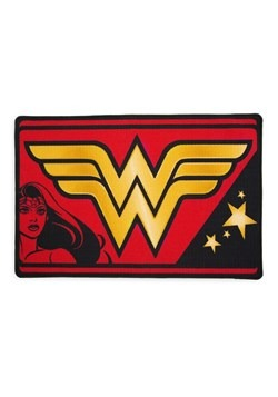 "Wonder Woman 2'6"" X 4' Area Rug"