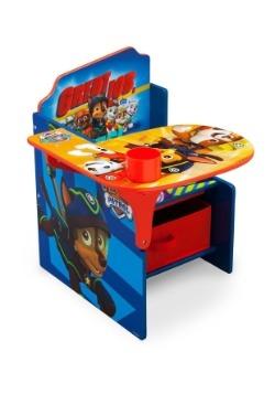 Paw Patrol Chair Desk with Storage Bin Alt1