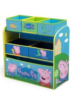 Peppa Pig Multi Bin Organizer Alt1