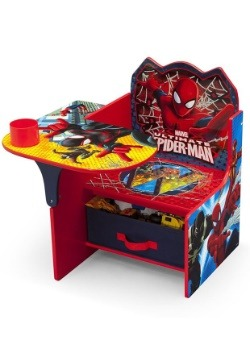 Spider-Man Chair Desk with Storage Bin