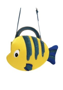 Danielle Nicole The Little Mermaid Flounder Tote Bag