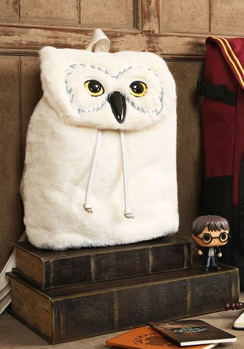 Danielle Nicole Harry Potter Hedwig Backpack