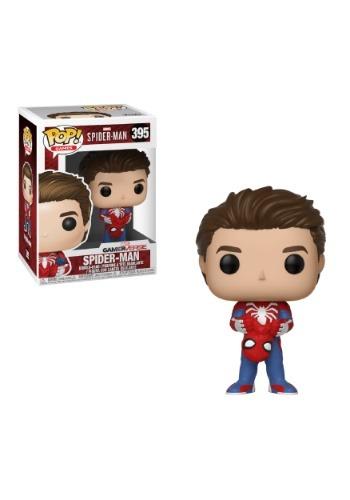 Pop! Games: Marvel: Spider-Man- Unmasked Spider-Man